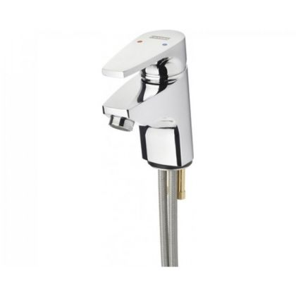 Franke AquaFit Single Lever Mixer Tap with Connecting Pipes