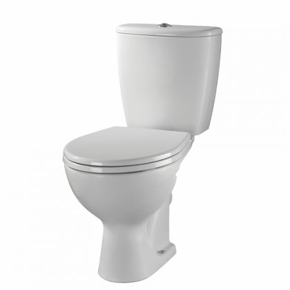 Twyford Alcona Close Coupled Toilet