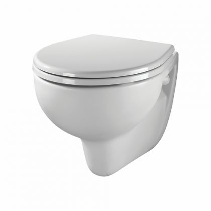 Twyford Alcona Wall Hung Toilet