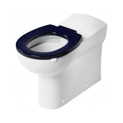 Armitage Shanks Contour 21+ 70cm Back to Wall Rimless WC Pan | Commercial Washrooms