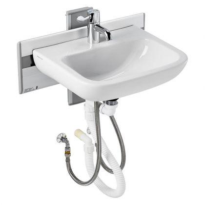 Armitage Shanks Care Plus Manual Washbasin -  Vertical Adjustment