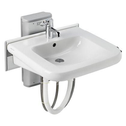 Armitage Shanks Care Plus Gas Cell Washbasin - Vertical Adjustment