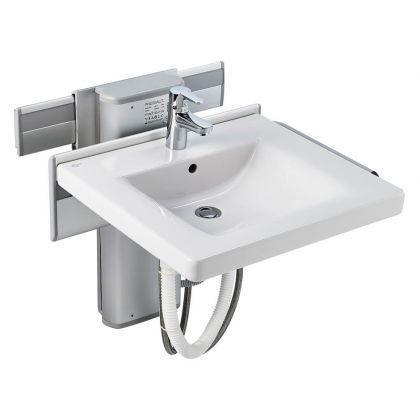 Armitage Shanks Care Plus Electric Washbasin - Vertical and Horizontal Adjustment