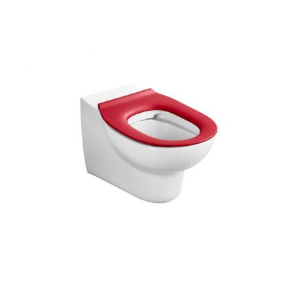 Armitage Shanks Contour 21 Splash 355mm wall hung rimless bowl with horizontal outlet
