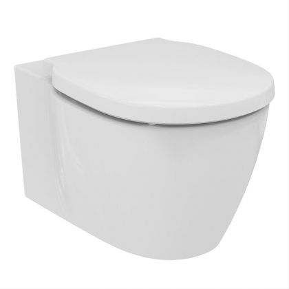 Ideal Standard White by David Chipperfield Wall Hung Toilet