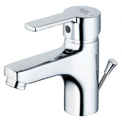 Sandringham SL 21 basin mixer with pop up waste | Commercial Washrooms