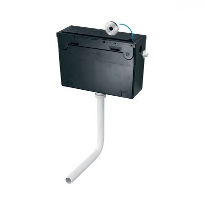 Armitage Shanks Sensorflow 21 Panel Mounted Sensor Flush Device and 4 or 4.5 Litre Delay Fill Duct Cistern