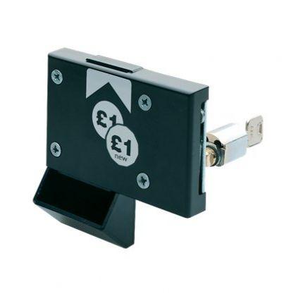 Assa Abloy Wet Area Dual Coin Return Locker Lock