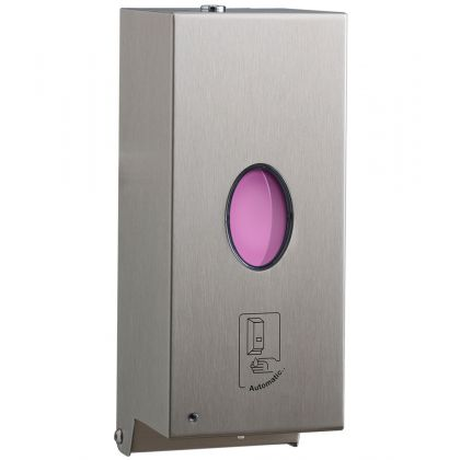 Bobrick Automatic Wall-Mounted Soap Dispenser | Commercial Washrooms