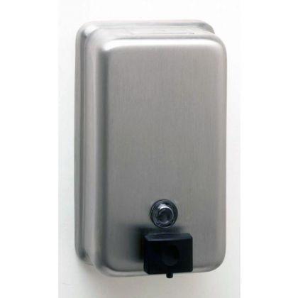 Bobrick Surface-Mounted Soap Dispenser | Commercial Washrooms