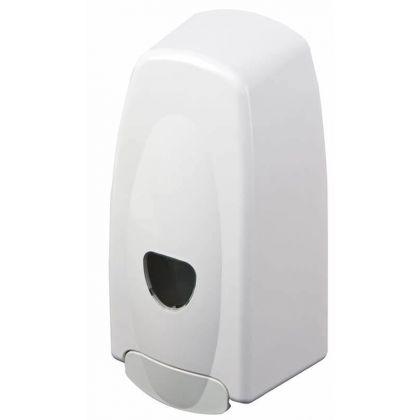 Dolphin Plastic 1ltr Refillable Sanitiser & Liquid Soap Dispenser