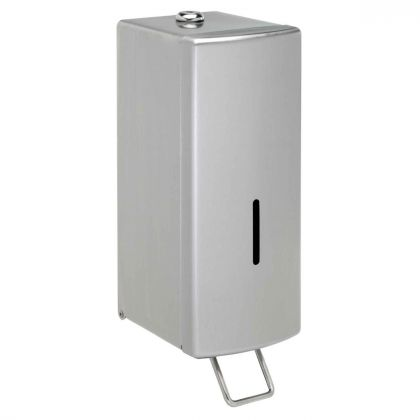 Dolphin Stainless Steel Liquid Soap Dispenser | Commercial Washrooms
