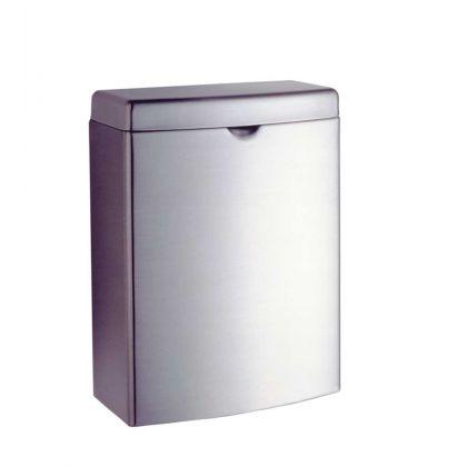 Bobrick Satin Stainless Steel Sanitary Bin