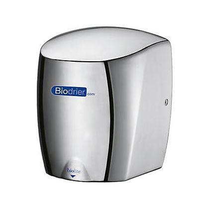 Biodrier Bio-Lite High Speed Energy Efficient Dryer - Chrome