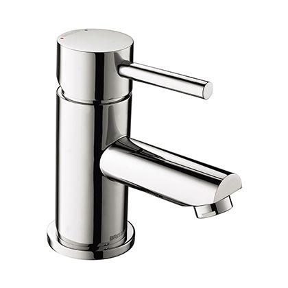 Bristan Blitz Basin Mixer with Clicker Waste | Commercial Washrooms