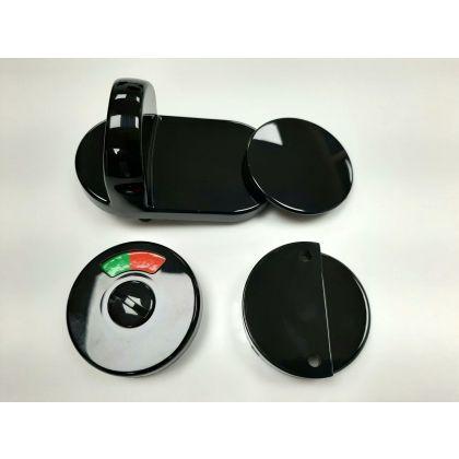 Black Plastic Rotating Indicator Bolt