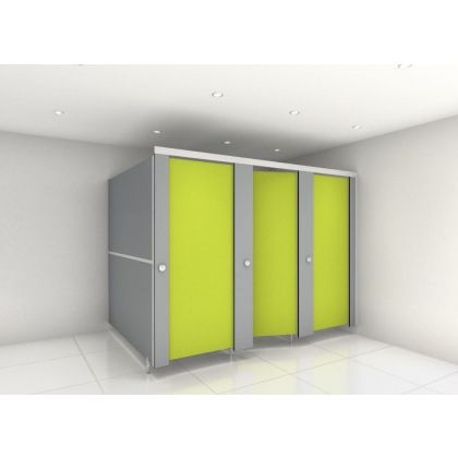 Ultra Fast Delivery Replacement SGL Toilet Cubicle Doors