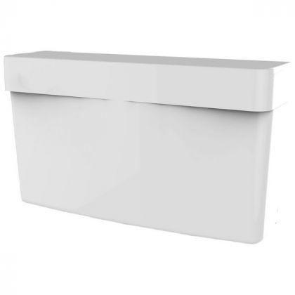 Twyford White Plastic Urinal Cistern