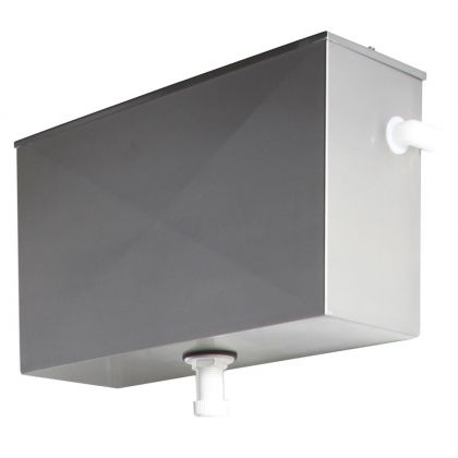 Stainless Steel Urinal Auto Flush Cistern | Commercial Washrooms