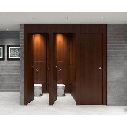 Colossal HPL Full Height Toilet Cubicles