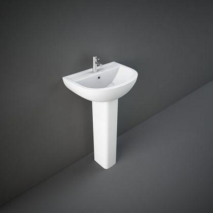 RAK-Compact 45cm Basin 1 Taphole