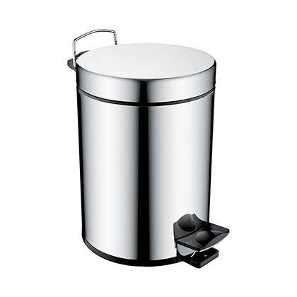 Bristan Pedal Waste Bin - 5 Litres