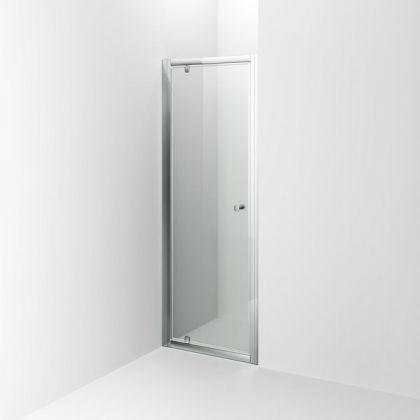 Centre Pivot Glass Shower Door 800mm x 1850mm | Commercial Washrooms
