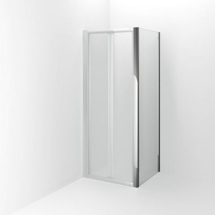 Blanc Glass Side Panel 800mm x 1850mm | Commercial Washrooms