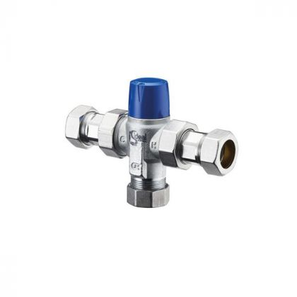 Ideal Standard thermostatic mixing valve (15mm or 22mm) | Commercial Washrooms