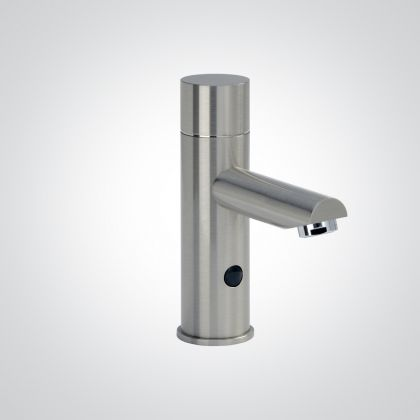 Dolphin Deck Mounted Touch Free Infrared Sensor Tap