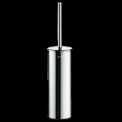 Delabie Floor Standing Toilet Brush Set With Lid