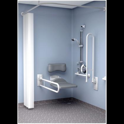 Value Doc M Concealed Shower Room Pack | Commercial Washrooms