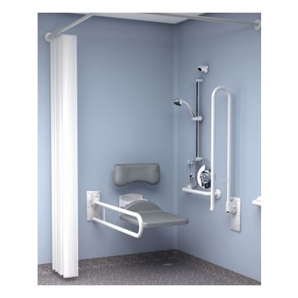 Inta Doc M Exposed Shower Pack | Commercial Washrooms