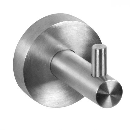 Dolphin Single or Double Robe Hook
