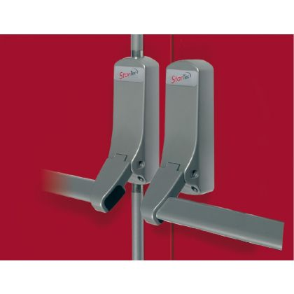 Double Panic Bolt Exit (For doors upto H2400 x W2440mm)