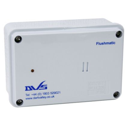 DVS Flushmatic Surface Mounted Wall or Ceiling Urinal Flush Control