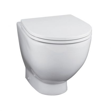 Ideal Standard White by David Chipperfield Back to Wall Toilet