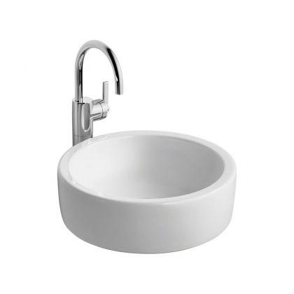 Ideal Standard White by David Chipperfield Round 40cm Vessel Washbasin