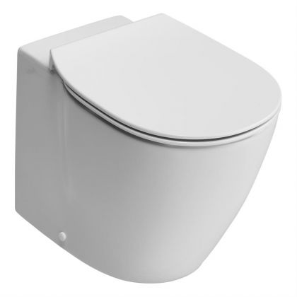Ideal Standard Concept Back to Wall Toilet Pack (with Aquablade Technology)
