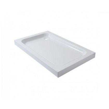 Blanc Rectangular Shower Tray - 1000mm x 760mm