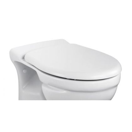 Standard Close Ideal Standard Alto Back to Wall Toilet Seat and Cover