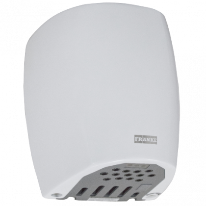 Franke Eco-Airblast Midi Plus Hand Dryer White