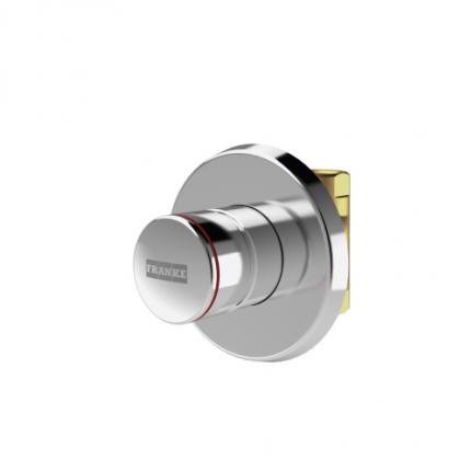 Franke F3S Non-Concussive Push Button Shower Valve (Concealed)