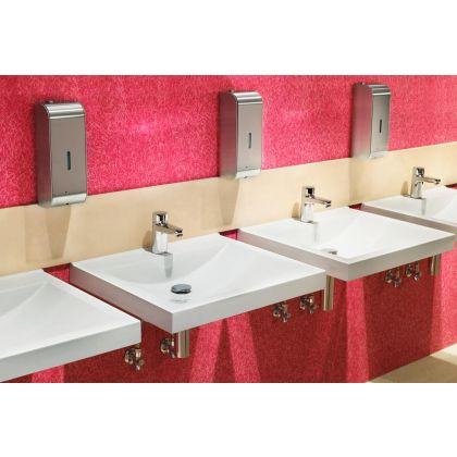 Franke Miranit Quadro Washbasins