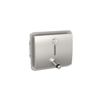 Franke Stratos Recessed Soap Dispenser Stainless Steel 1Litre