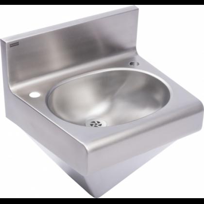 Franke Anti Vandal Security Hand Wash Basin - 2 Tap Holes