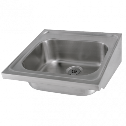Franke Stainless Steel Hospital Sink No Tap Holes
