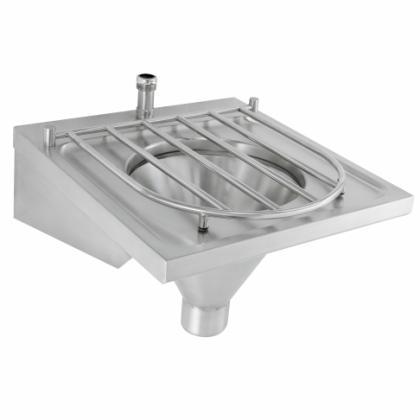Franke DUG Hospital or Domestic Services Disposal Sink Unit - Top Inlet
