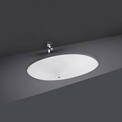 RAK-Rosa 50/57cm Under Counter Wash Basin | Commercial Washrooms