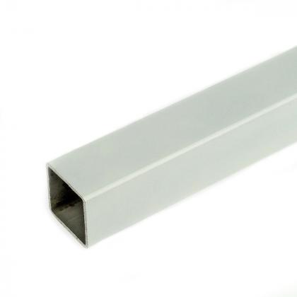 Locker Plinth Box Section Grey